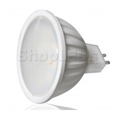 Светодиодная лампа YJ-MR16-7W (12V, 7W, 500 lm) (теплый белый 3000K)