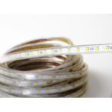 Светодиодная лента 220 V LP IP68 5050/60 LED (желтый, standart, 220)